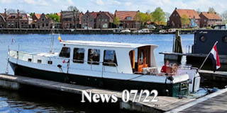 Latest  News from  Yachtcharter Leeuwarden